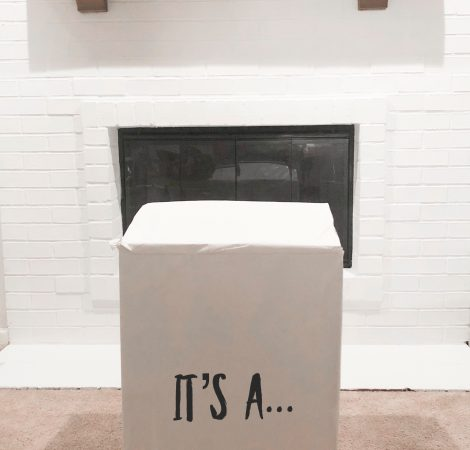 Gender Reveal, It's a...